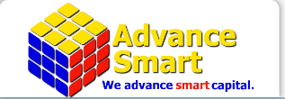 advance smart merchant cash advance loan logo